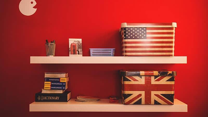Inglés británico e inglés americano: ¿Cuáles son sus diferencias?