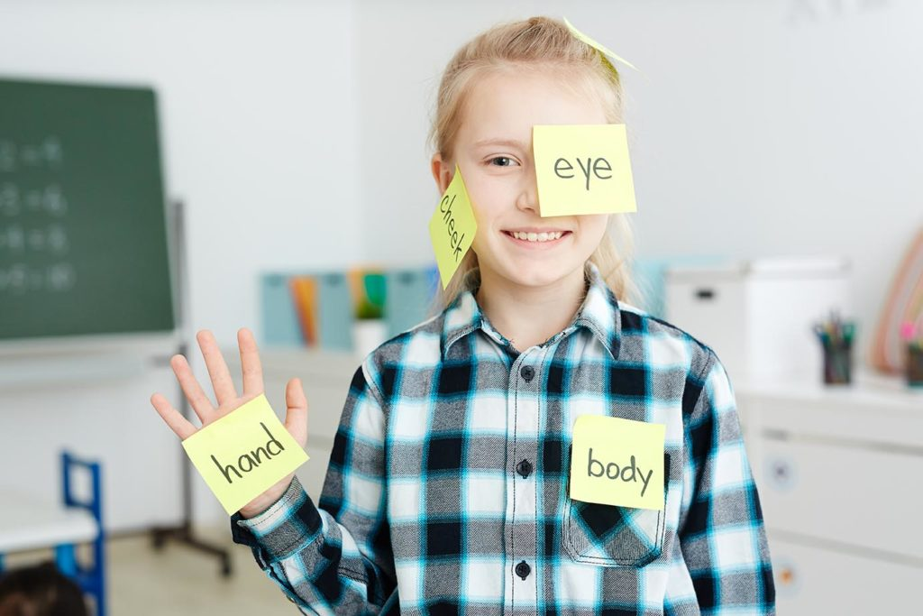 inglés para escolares