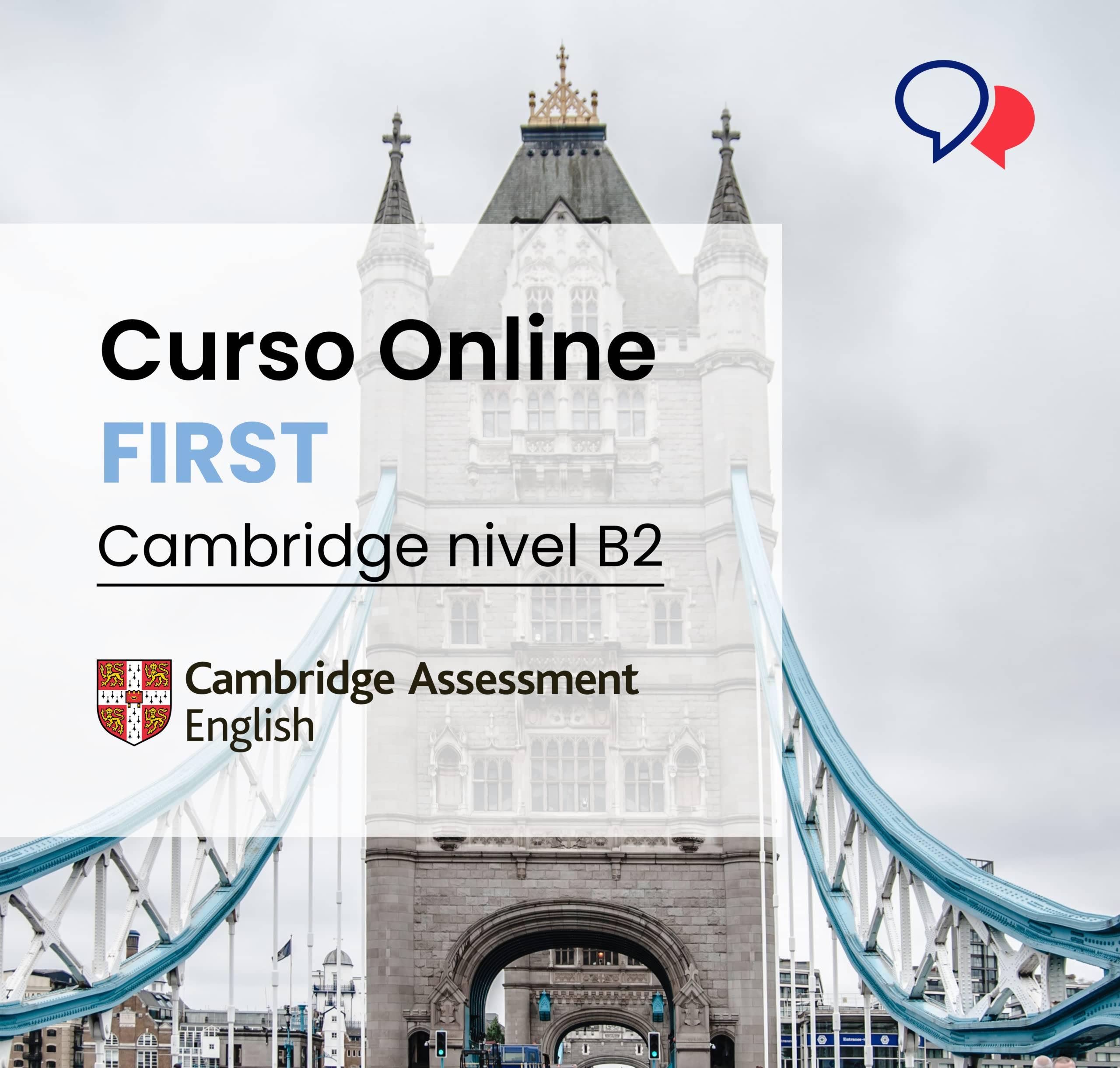 curso online first
